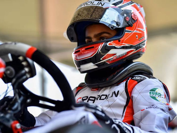 Abu Dhabi Motorsports Management Company shows support to Rashid Al Dhaheri for Favourite Sports Star at the Kids' Choice Awards Abu Dhabi 2019