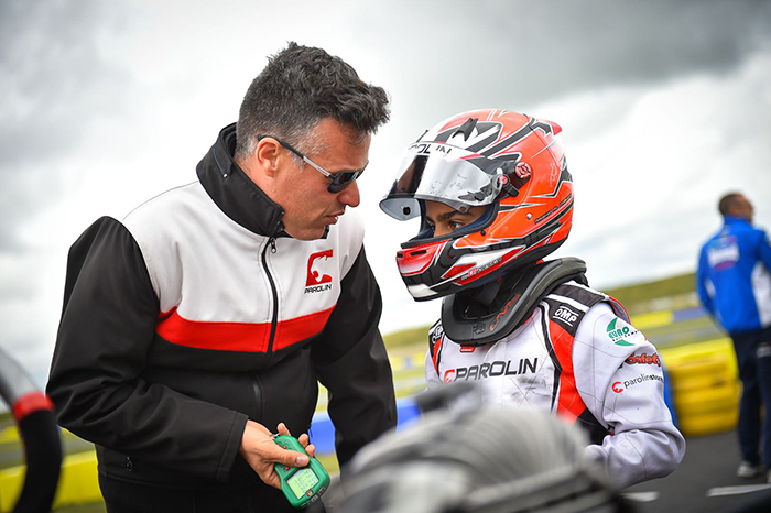 UAE Karting Prospect Rashid Al Dhaheri Takes Number Two Spot at WSK in Angerville, France